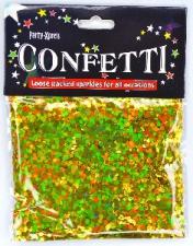 CONFETTI GOLD 2mm