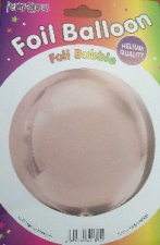 BALLOON 24 INCH 4D METALLIC ROSE GOLD