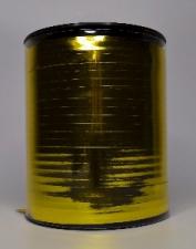 BALLOON RIBBON MET GOLD