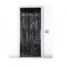DOOR CURTAIN 1 X 2 METERS BLACK