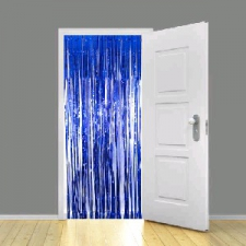 DOOR CURTAIN 1 X 2 METERS BLUE