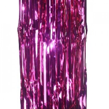 DOOR CURTAIN 1 X 2 METERS HOT PINK