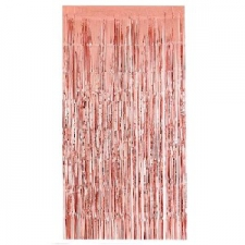 DOOR CURTAIN 1 X 2 METERS ROSE GOLD