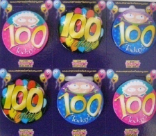 SMALL BADGES 100