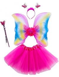 WINGS, WANDS AND TUTUS