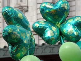ST PATRICK DAY BALLOONS