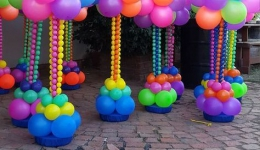 5 INCH BALLOONS