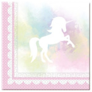 UNICORN BELIEVE NAPKINS