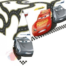 CARS 3 TABLECLOTH