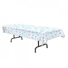 TABLECLOTH SNOWFLAKE