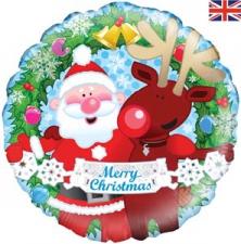 18 INCH FOIL CHRISTMAS BALLOON FRIENDS DESIGN