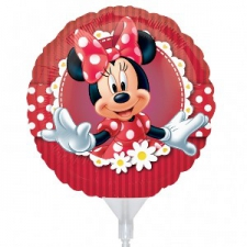 9 INCH FOIL MINNIE MOUSE