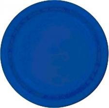 SOLID COLOUR COBALT BLUE 7