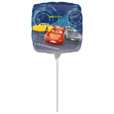 9 INCH CARS BALLOON