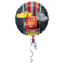 SINGING CARS BALLOON