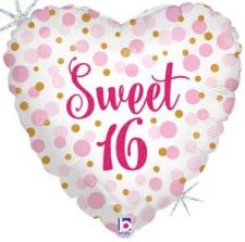 18 INCH FOIL 16 SWEET 16
