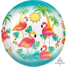18 INCH FLAMINGO BALLOON