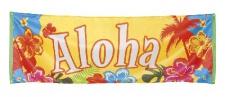 HULA PARADISE ALOHA FLAG