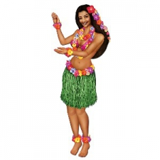 HULA JOINTED GIRL