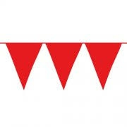 BUNTING RED