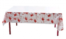 BLOODY TABLECOVER 135 x 275cm