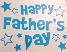 BALLOON STICKER FATHERS DAY 10S