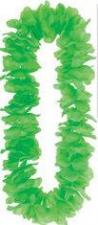 HULA LEIS 50CM GREEN