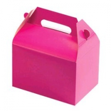 PARTY BOXES BRIGHT PINK 8s