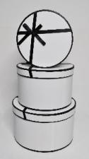 GIFT BOX RIBBON PALE PINK