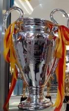 TROPHY SOCCER UEFA