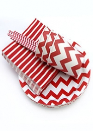 PATTERNED DESIGN TABLEWARE