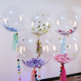 BUBBLE AND BOBO BALLOONS